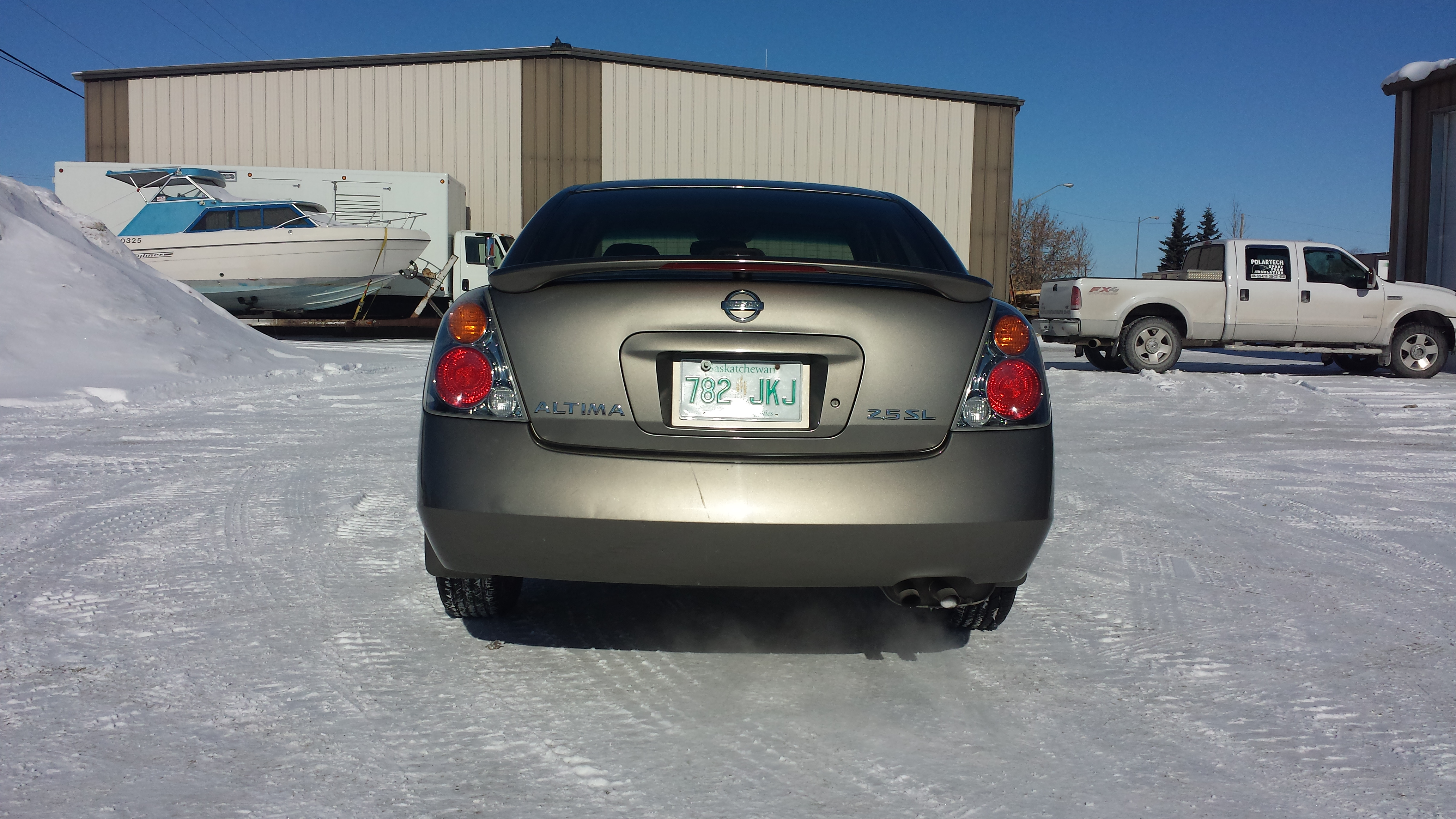 2007 Ford F 150 Xlt >> Nissan Altima 2.5 SL | GTR Auto Sales