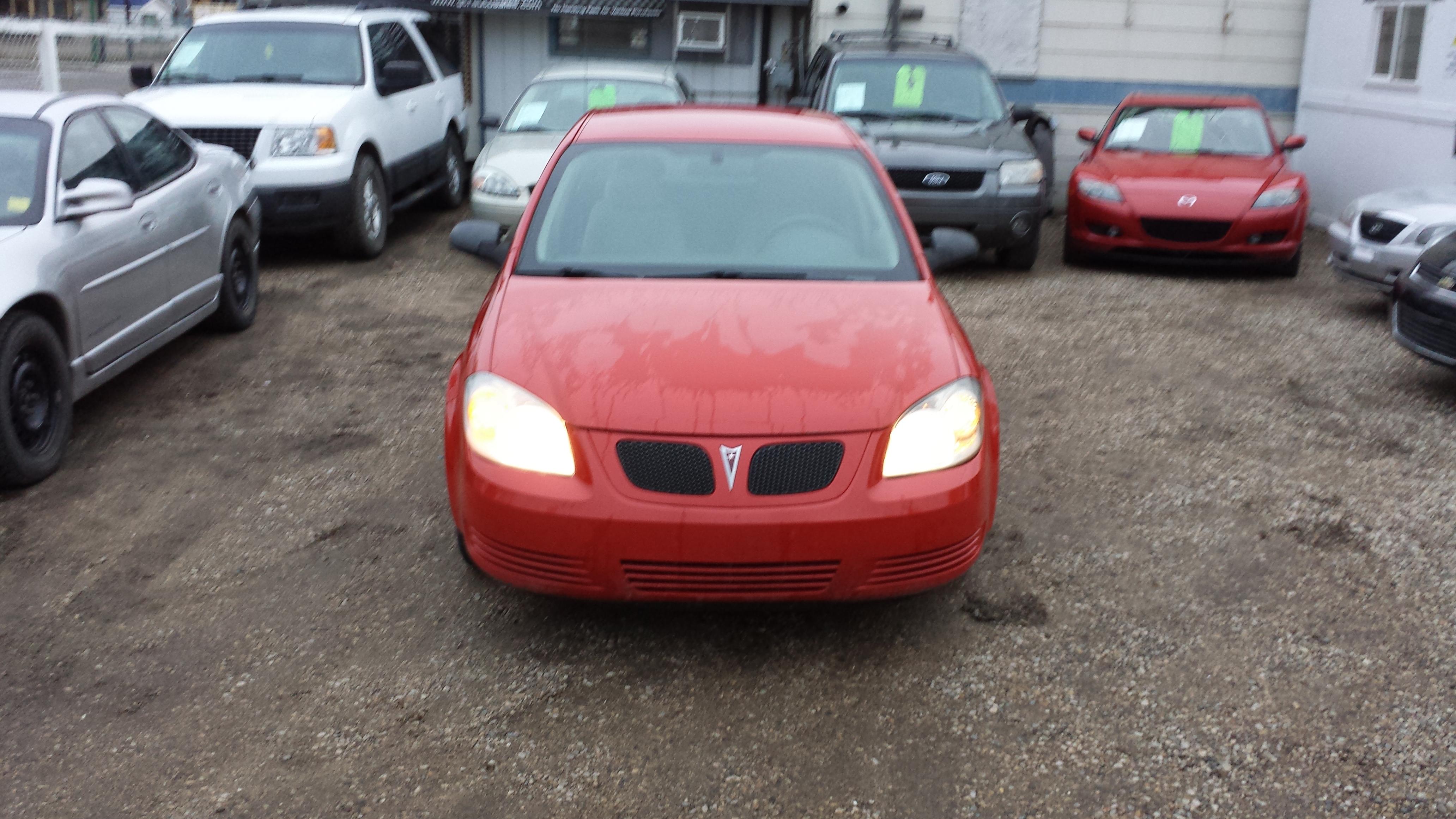Pontiac Pursuit Gtr Auto Sales
