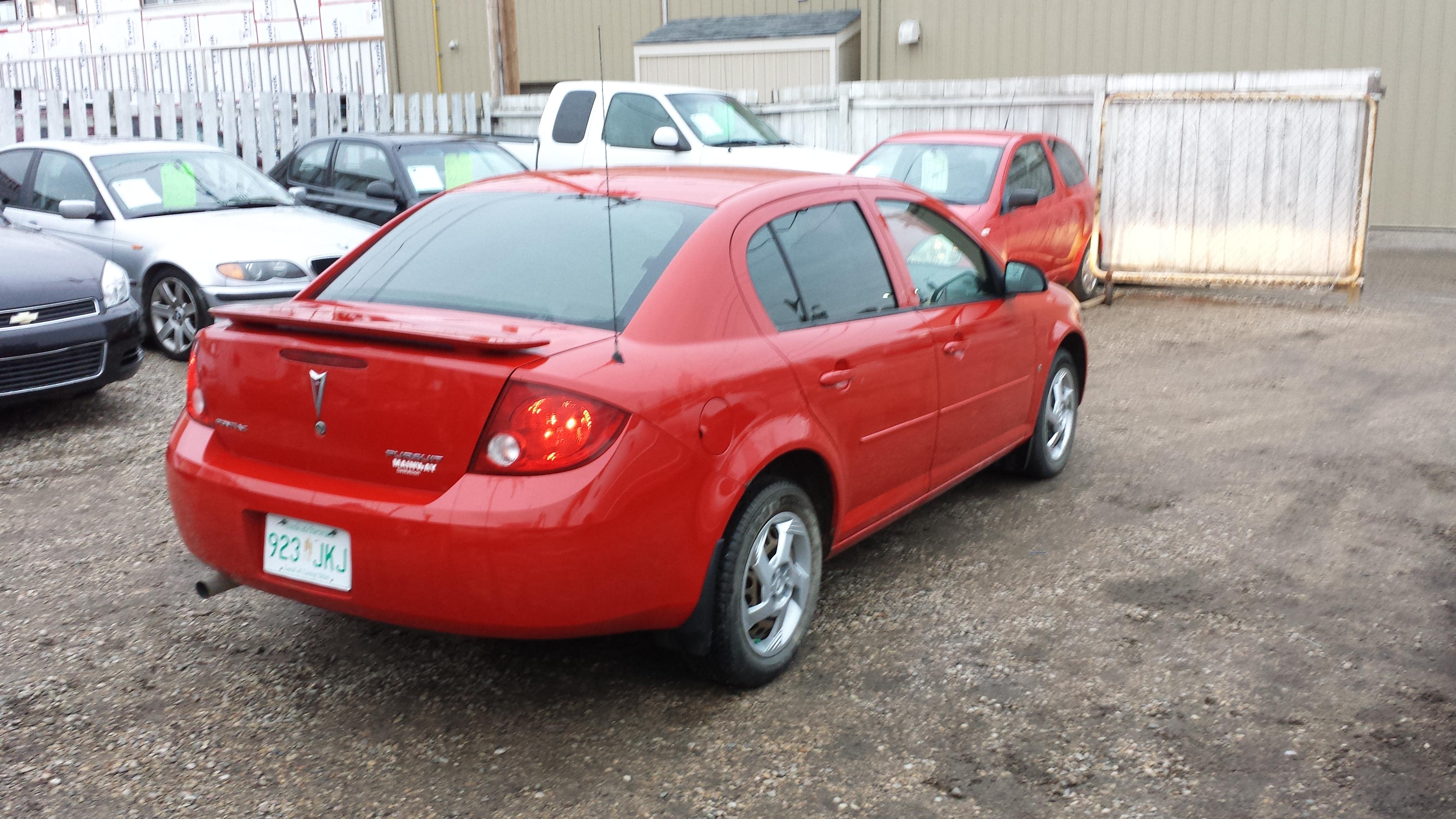 on 2002 Chrysler Sebring Red
