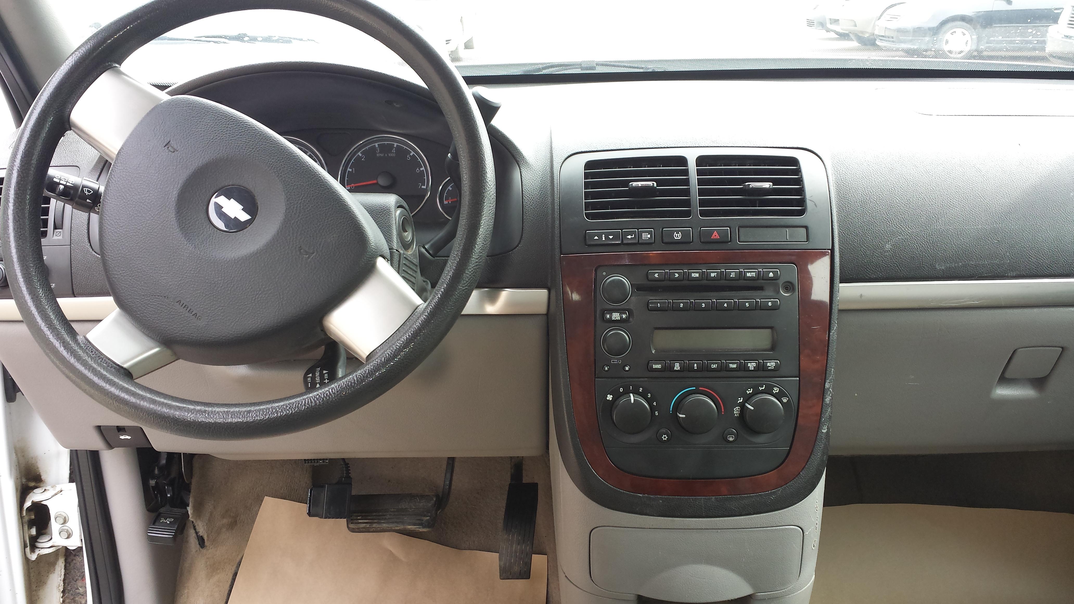 on 1995 Dodge Caravan Interior