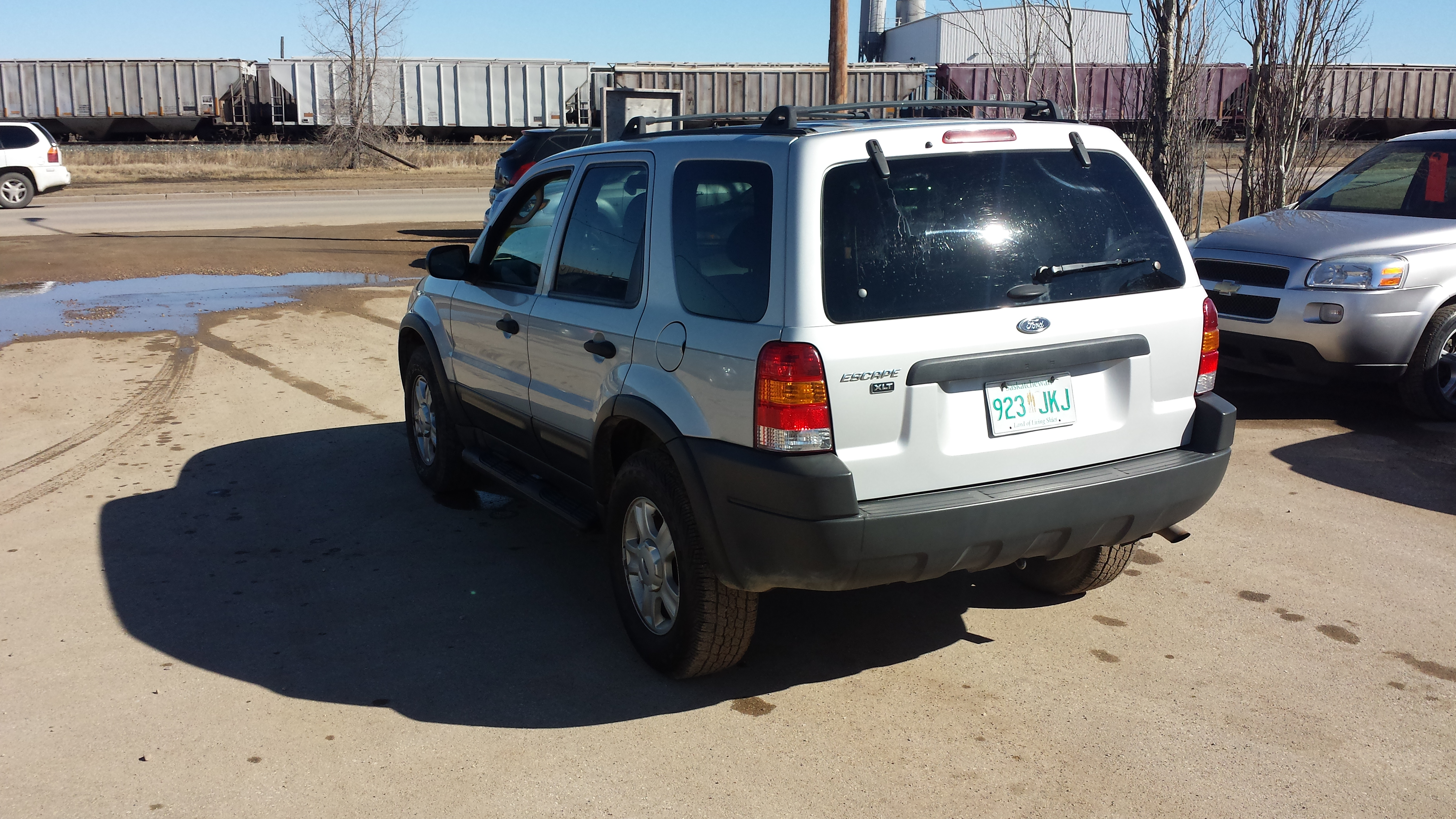 Ford Escape Roof Rack >> 2003 Ford Escape XLT | GTR Auto Sales