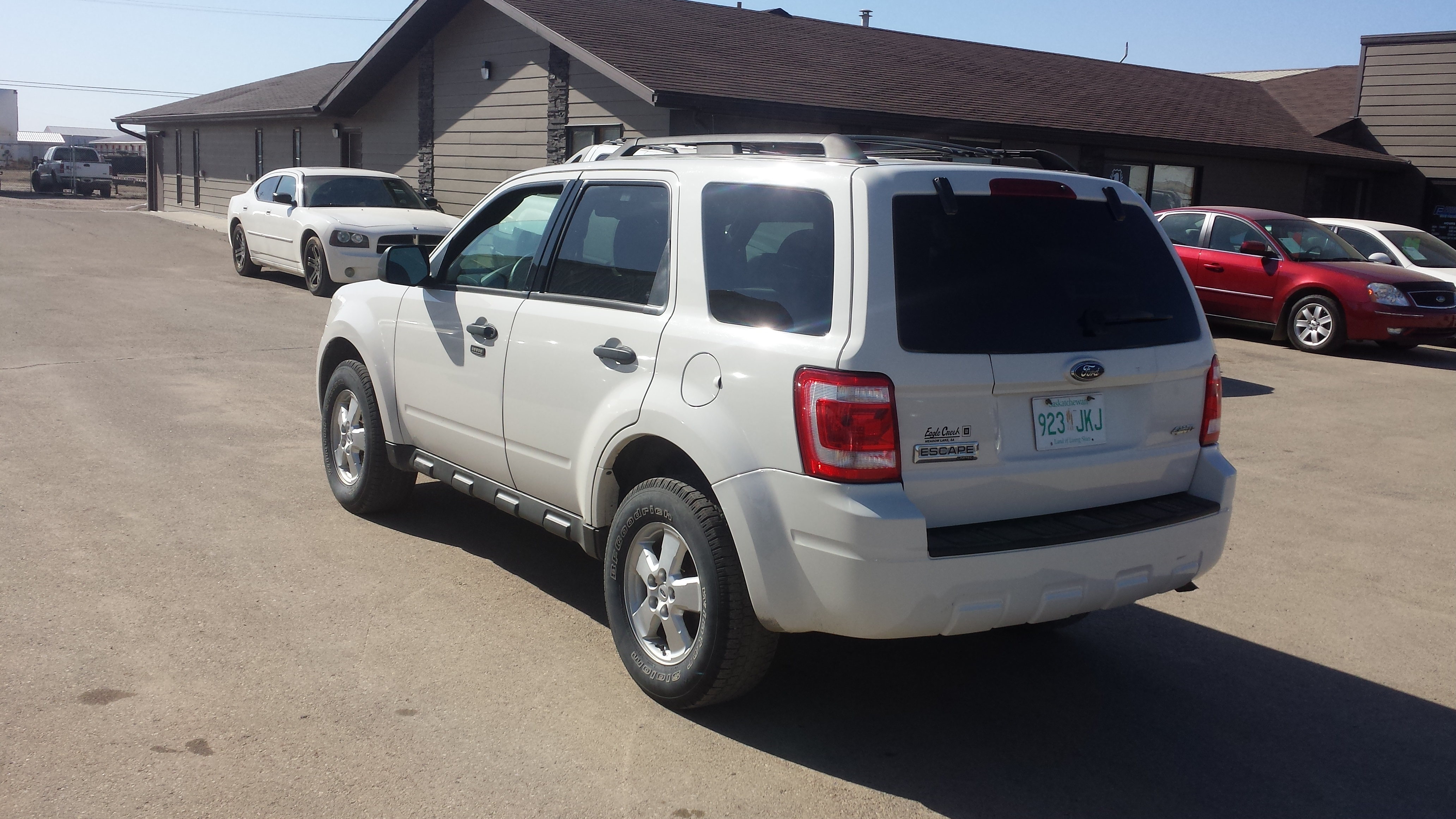 2009 Ford Escape Limited Gtr Auto Sales