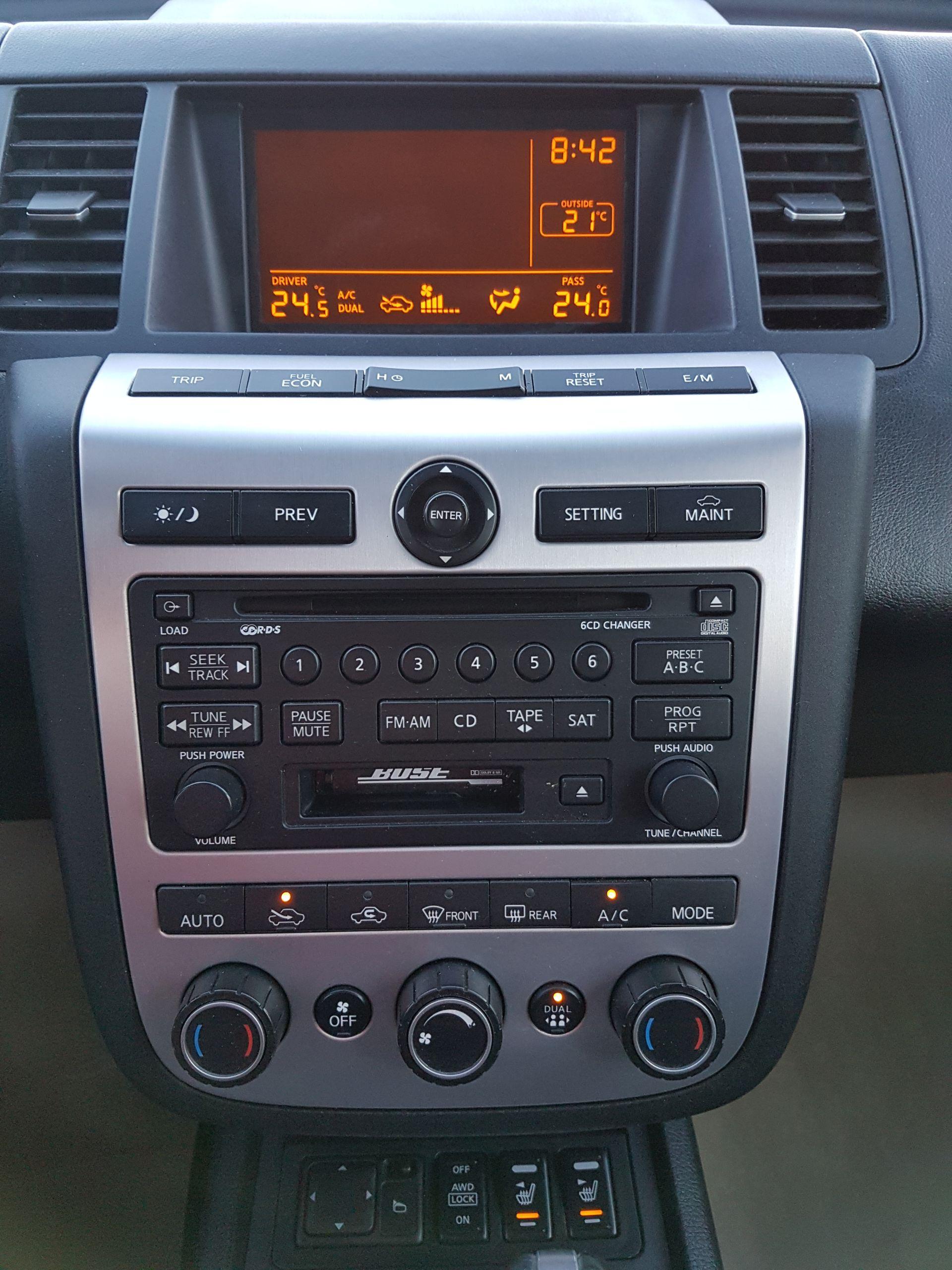 Nissan Murano Se Awd Gtr Auto Sales