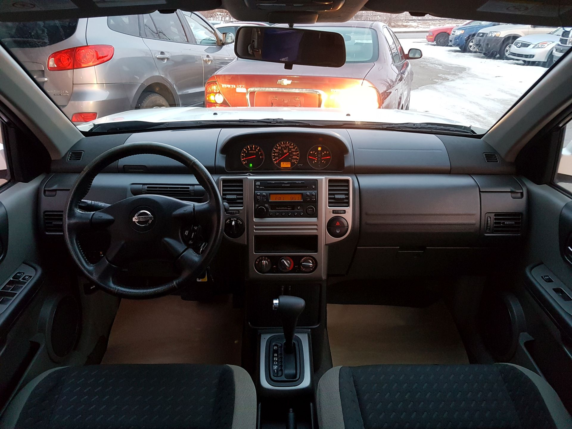 2006 Nissan X Trail Se 4wd Gtr Auto Sales