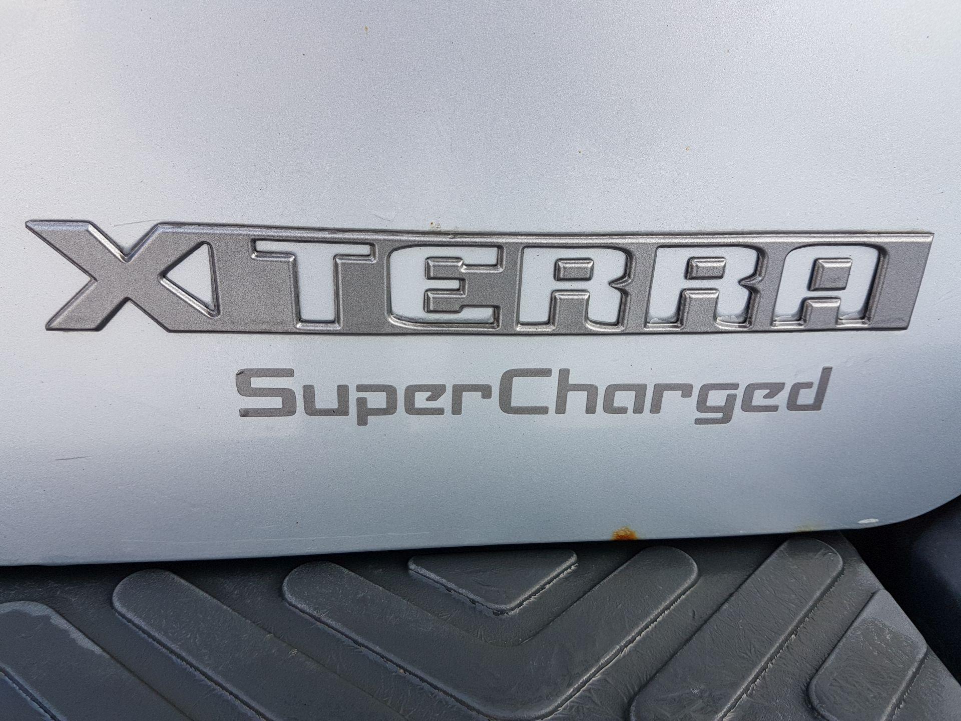 Nissan Xterra Se Supercharged 4wd Gtr Auto Sales