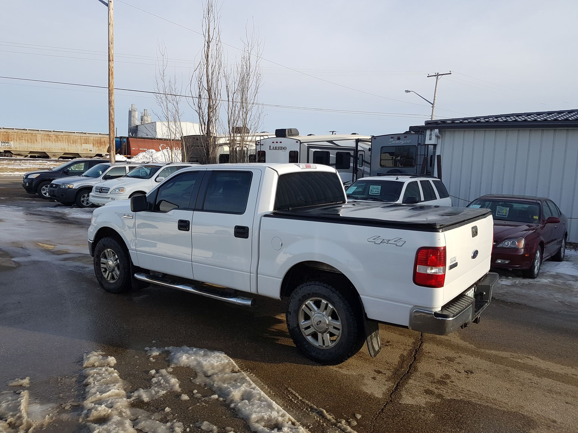 Ford F150 Xlt Supercrew Gtr Auto Sales
