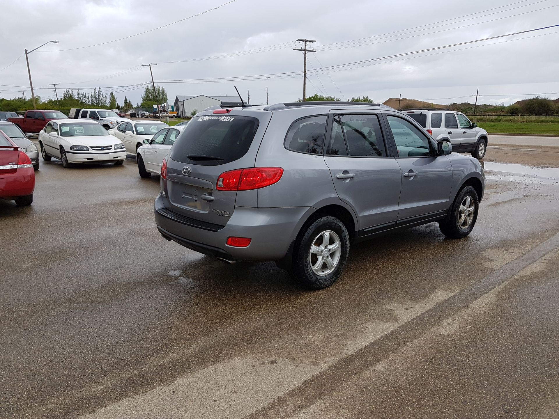 Hyundai Santa Fe Gl Awd Gtr Auto Sales