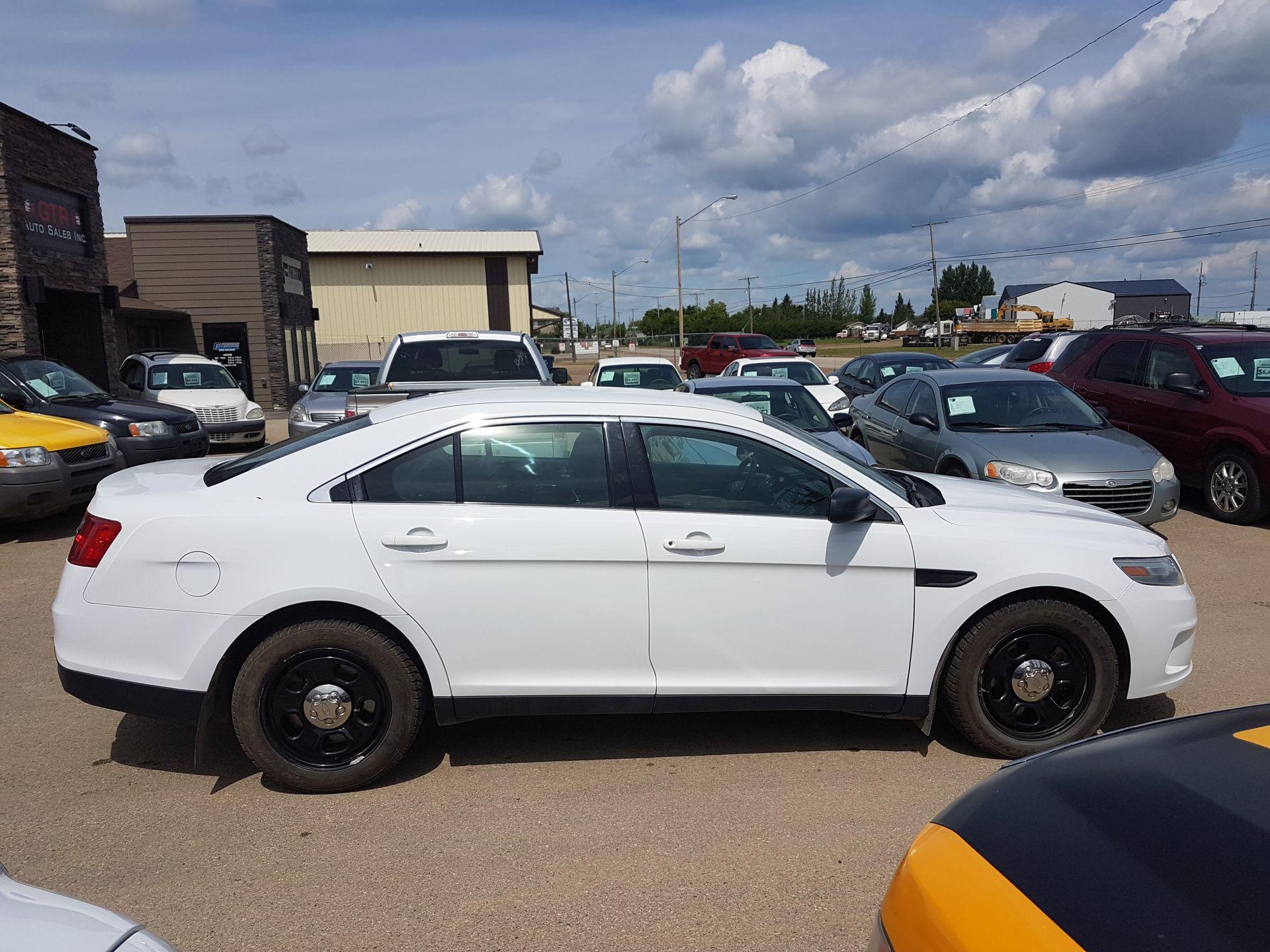 2012 Ford F 150 Xlt >> Ford Taurus Police Interceptor | GTR Auto Sales
