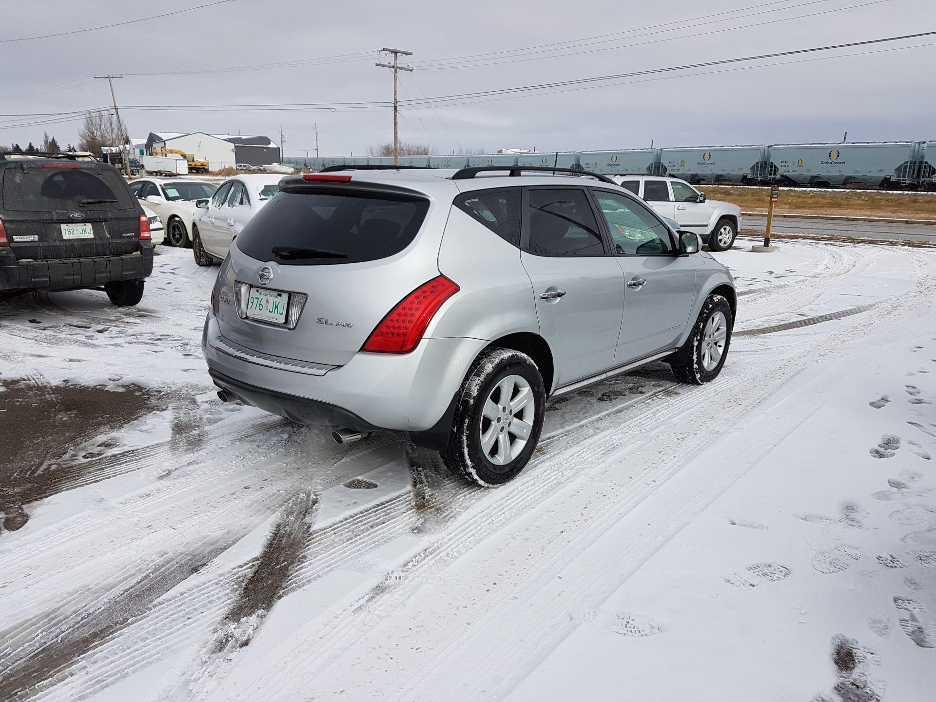 Nissan Murano Sl Awd Gtr Auto Sales