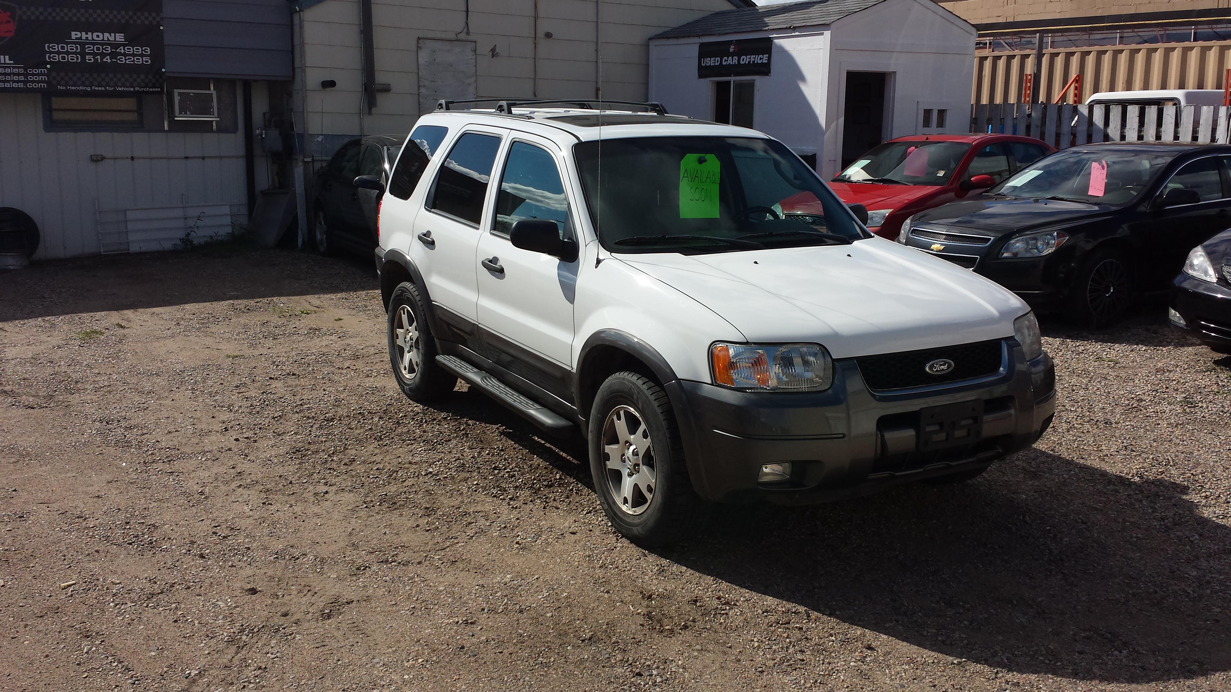 Ford Escape Xlt 4wd Gtr Auto Sales