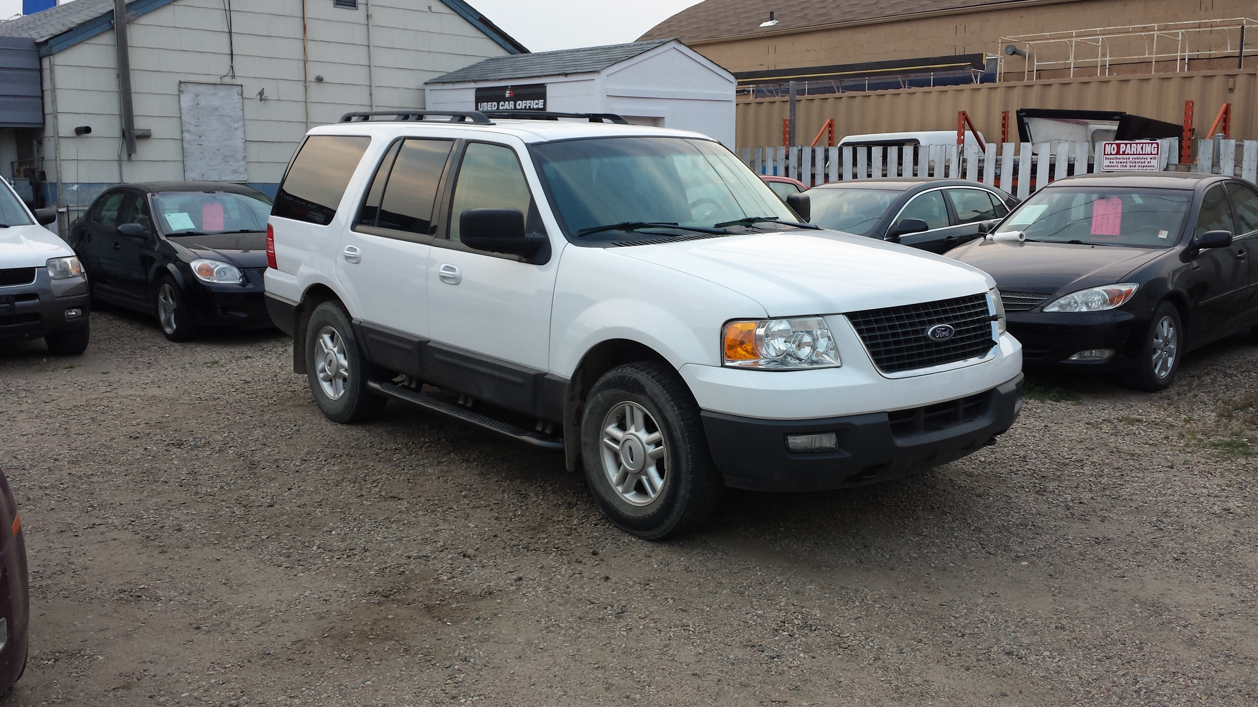 White Ford Fusion >> Ford Expedition XLT 5.4 V8 4×4   GTR Auto Sales