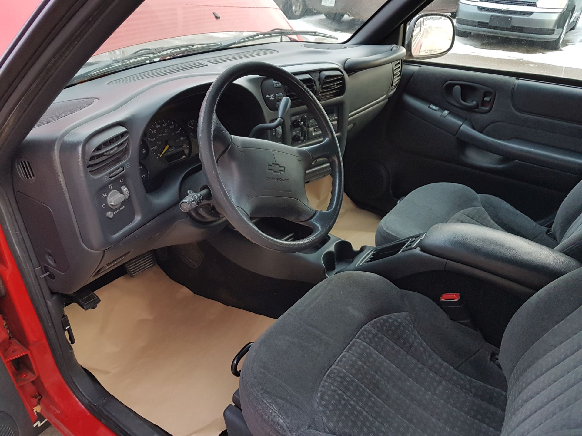 Chevrolet Blazer 4WD | GTR Auto Sales