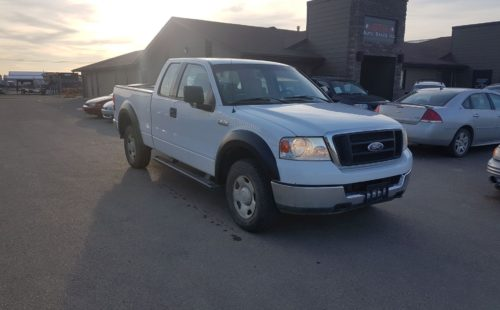 Ford F150 Xl Supercab 4wd Gtr Auto Sales