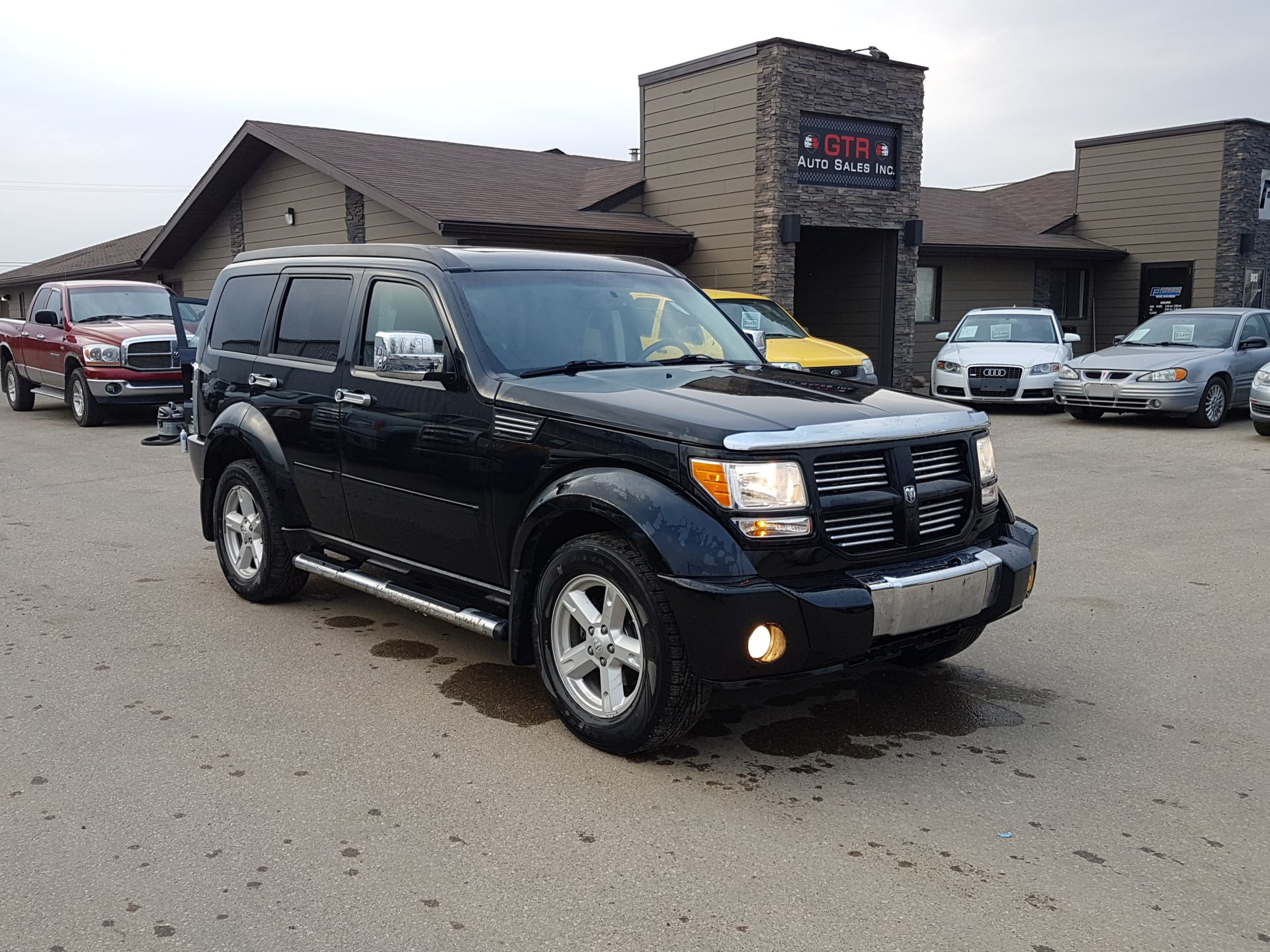Dodge Nitro Rt Used 2008 Dodge Nitro Rt 4x4 Suv For Sale