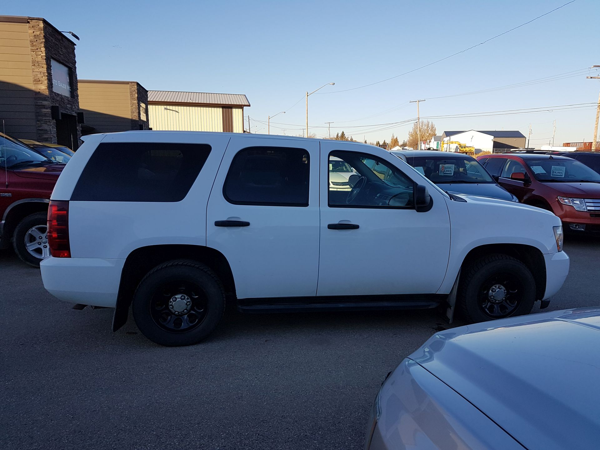2007 Ford F 150 Xlt >> Chevrolet Tahoe Police | GTR Auto Sales