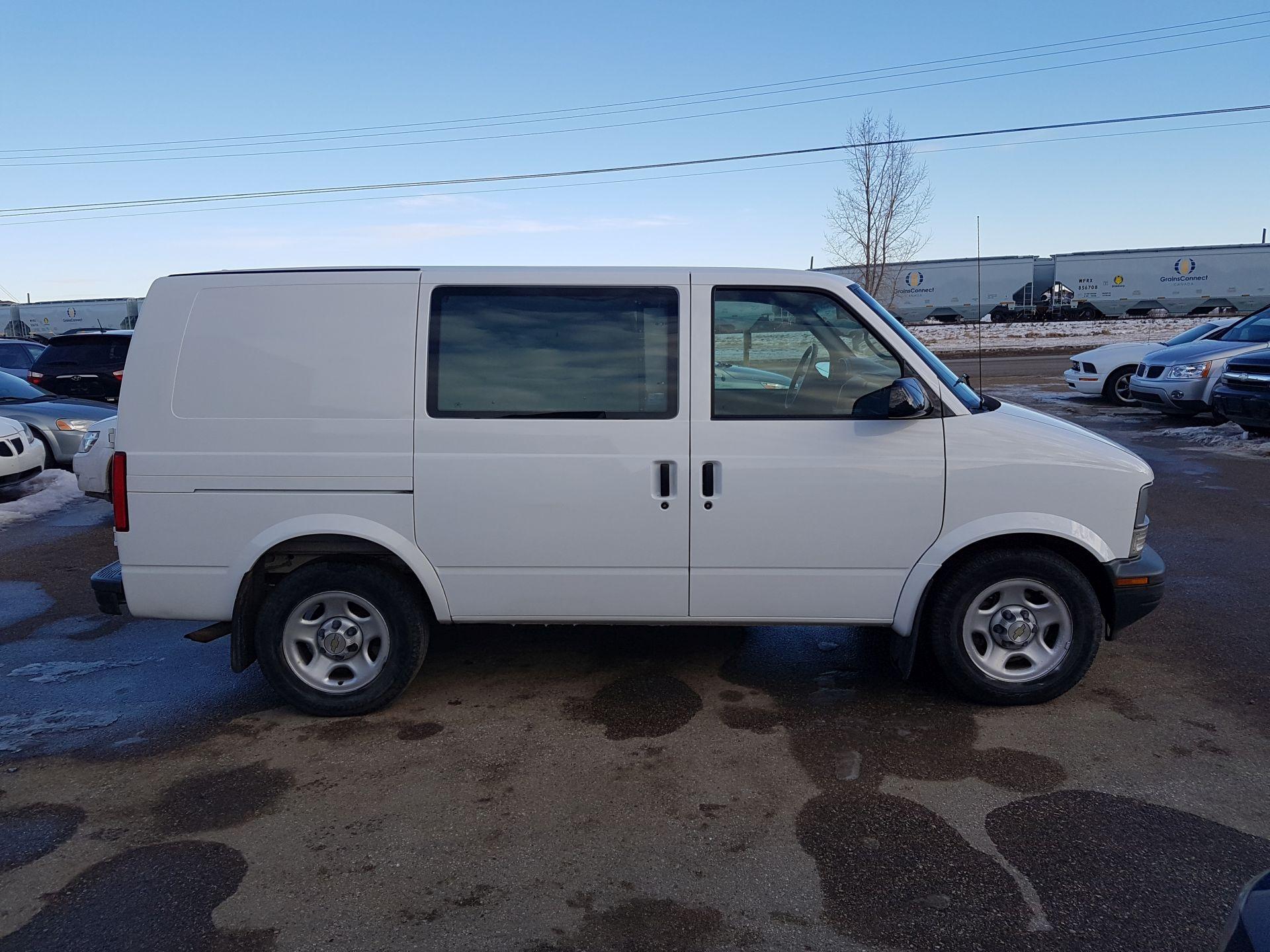 Chevrolet Astro Cargo Van Awd Gtr Auto Sales