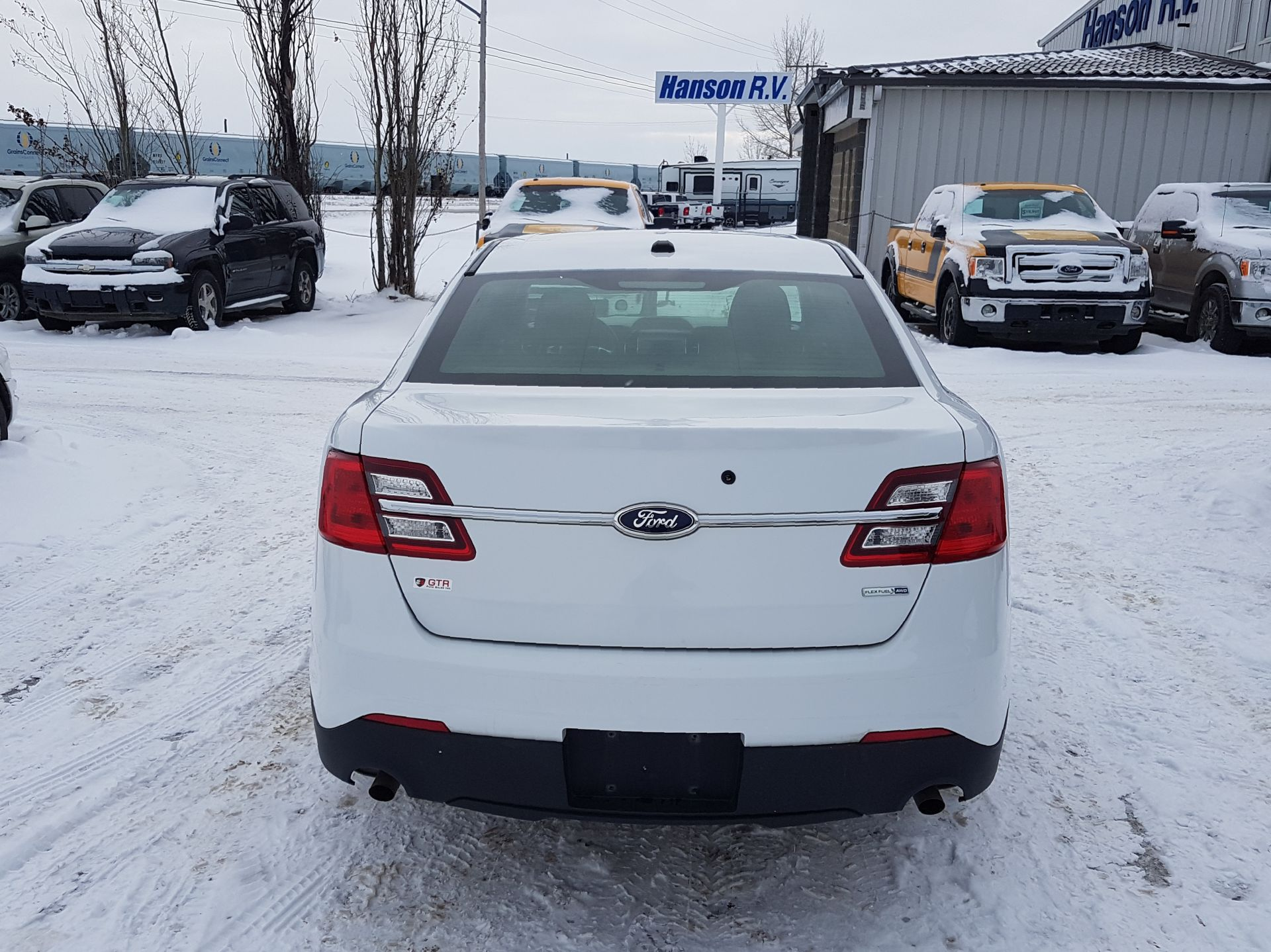 Journey Auto Sales >> Ford Taurus Police AWD | GTR Auto Sales