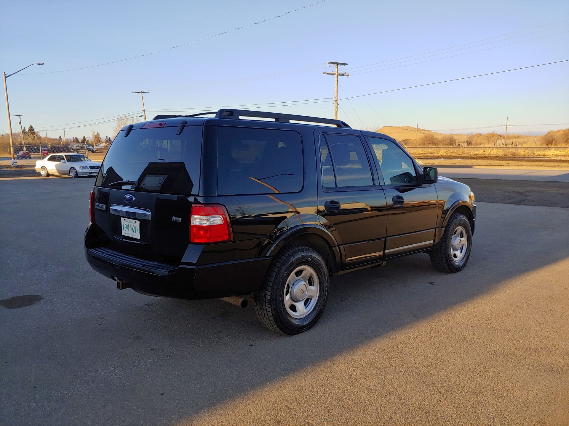 expedition ford xlt 4x4 ssv 2009